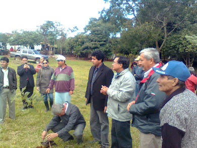 Lanzamiento del Proyecto Recuperación del Arroyo Ka'í Puente