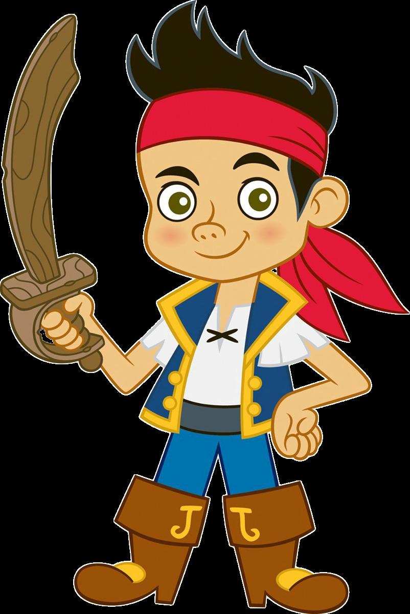 Imágenes de Jake y los Piratas | Todo Peques