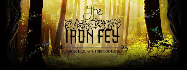 Serie The Iron Fey (Hierro) , Julie Kagawa  Home-flasharea