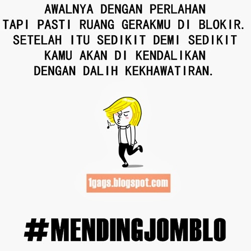 Mending Jomblo