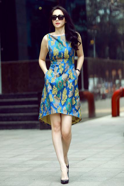 Kỳ Anh Trang hy vọng bằng cảm nhận của mình về xu hướng thời trang, những gợi ý của cô sẽ giúp phái đẹp trở nên thu hút hơn với các mẫu trang phục tôn nét nữ tính và gợi cảm.