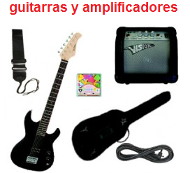 guitarras electricas precios