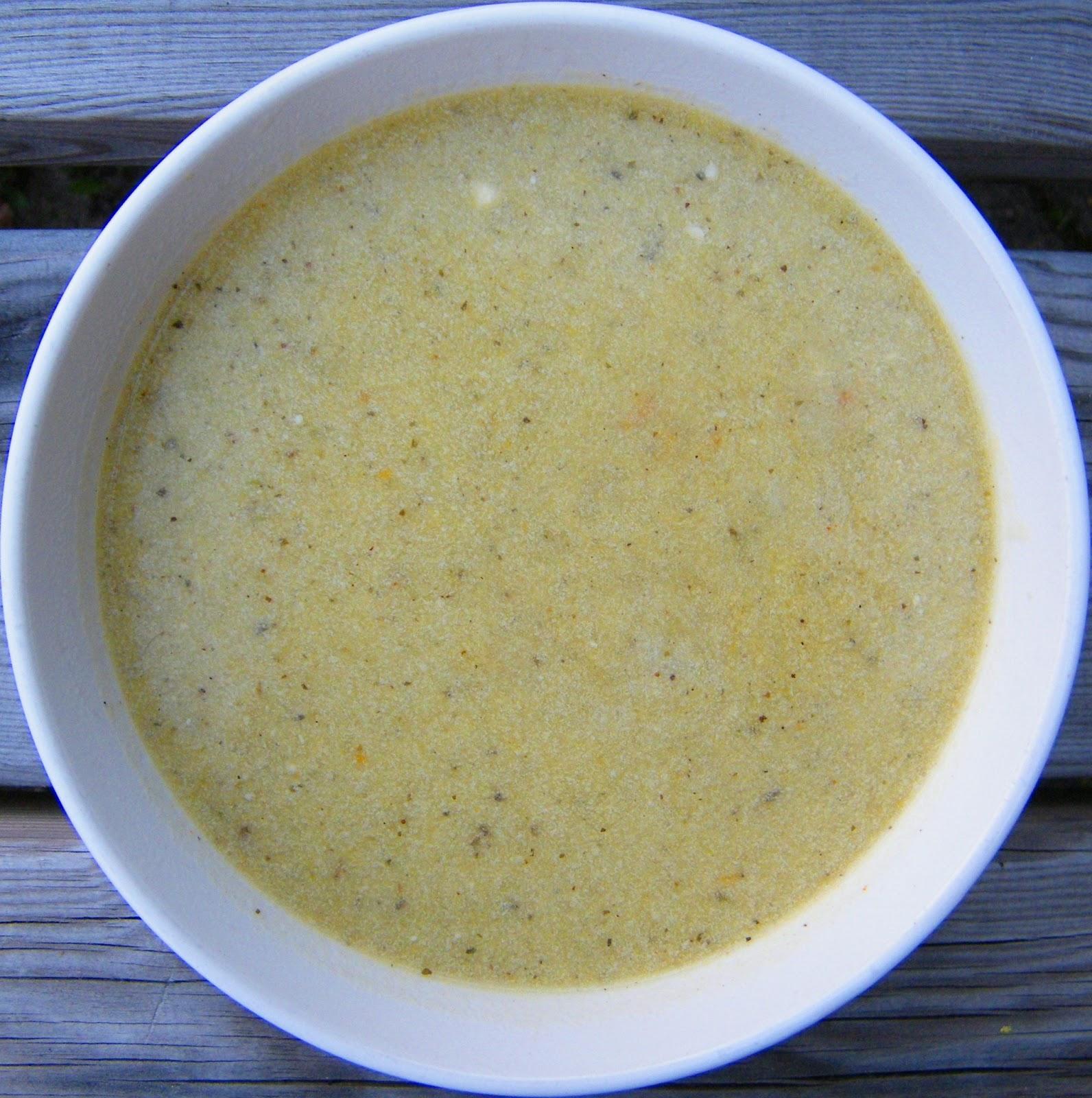 Comer rico y sano: Sopa de leche de coco, puerro y patata - photo#35