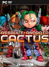 Assault Android Cactus-SKIDROW Terbaru 2015 cover