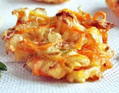 Resep masakan indonesia bakwan sayur spesial praktis, mudah, sedap, gurih, enak
