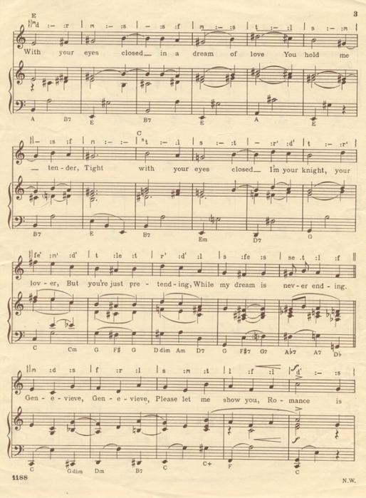 Музыка из открытки ноты 25