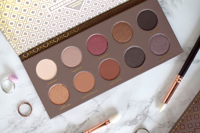 Zoeva Cocoa Blend Palette Review