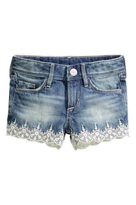 #tutorial #diy #modaniña #shortsdenim #denimania