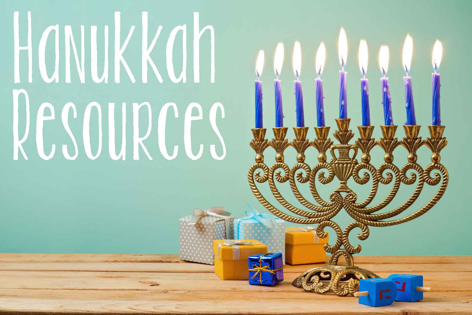 Hanukkah Ideas and Resources - Fantastic First Grade Froggies