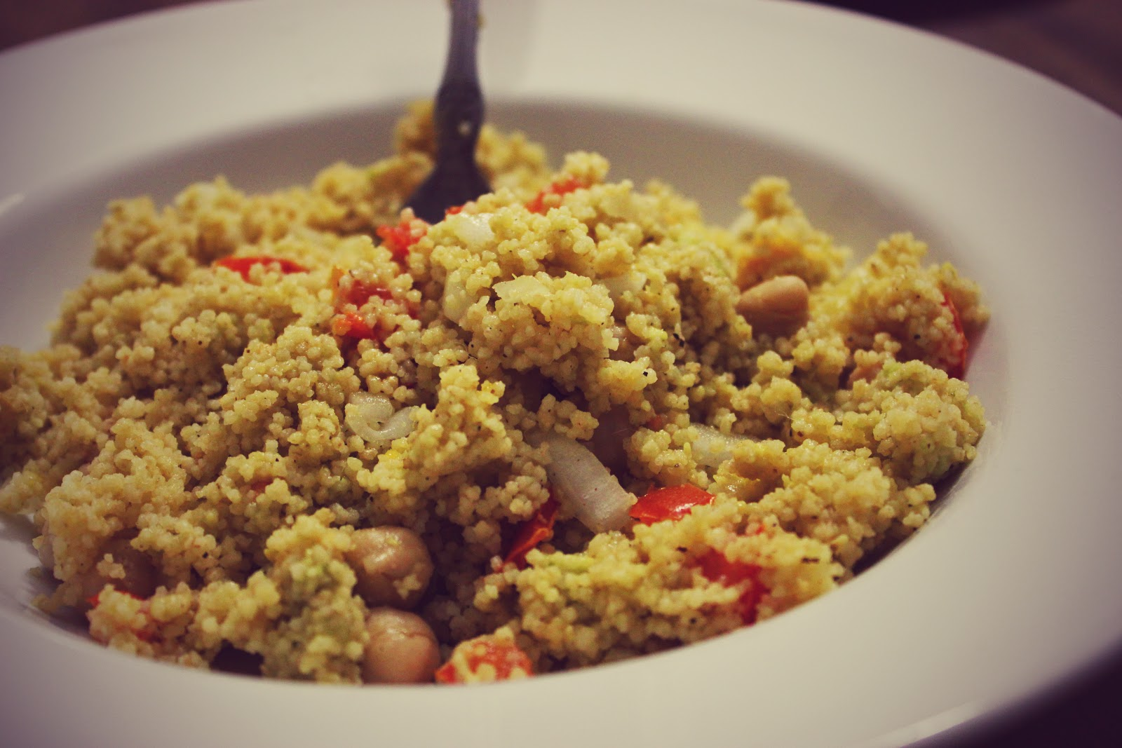 The Daily Sequin: A Ten Minute Couscous salad!