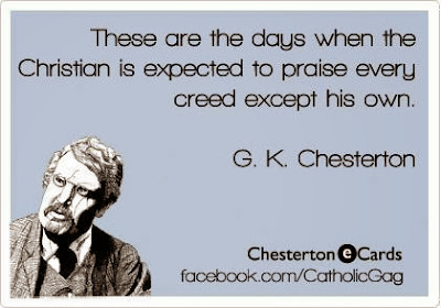 K Chesterton Quotes collecting these quote cards of him. I'm really not apologetic ...