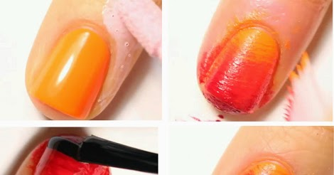 Nature on Your Nails Design