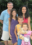 Brian and Racheli Slater and Family