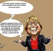 Ex Comandante de las FF.AA Jorge Arancibia, insulta a presidenta Bachelet