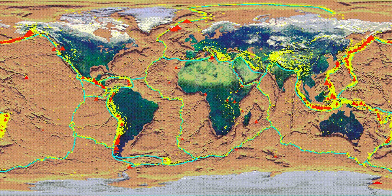 Geologists solve tectonic plate mystery with half a tonne of explosives