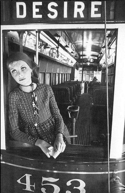 Un tranvía llamado Deseo.