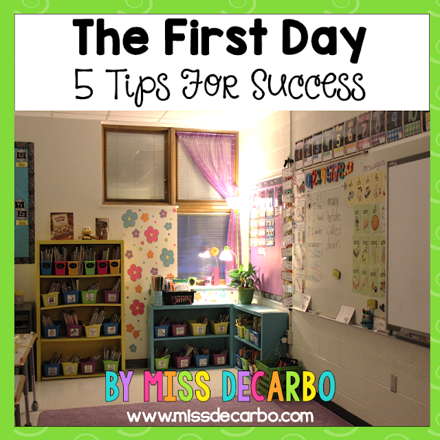 http://primarychalkboard.blogspot.com/2015/08/the-first-day-5-tips-for-success.html?m=1