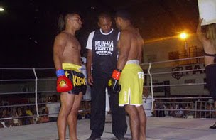 ART FIGHTERS CAMPEÃ PROFISSIONAL DE LOW KICK