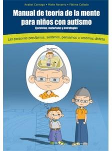 LIBRO MANUAL TEORIA DE LA MENTE PARA NIÑOS CON AUTISMO.