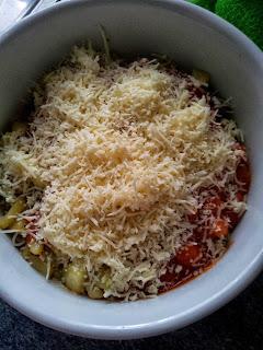 Recetas verduras con queso gratinado