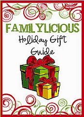Familylicious Reviews Holiday Gift Guide