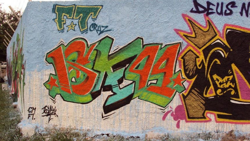 Isaias 44 Graffiti