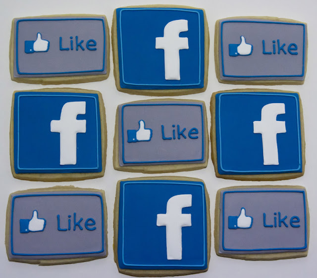 Facebook cookies