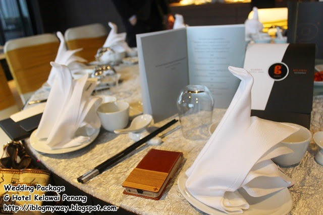 Wedding Dinner Package @ G Hotel Kelawai Penang