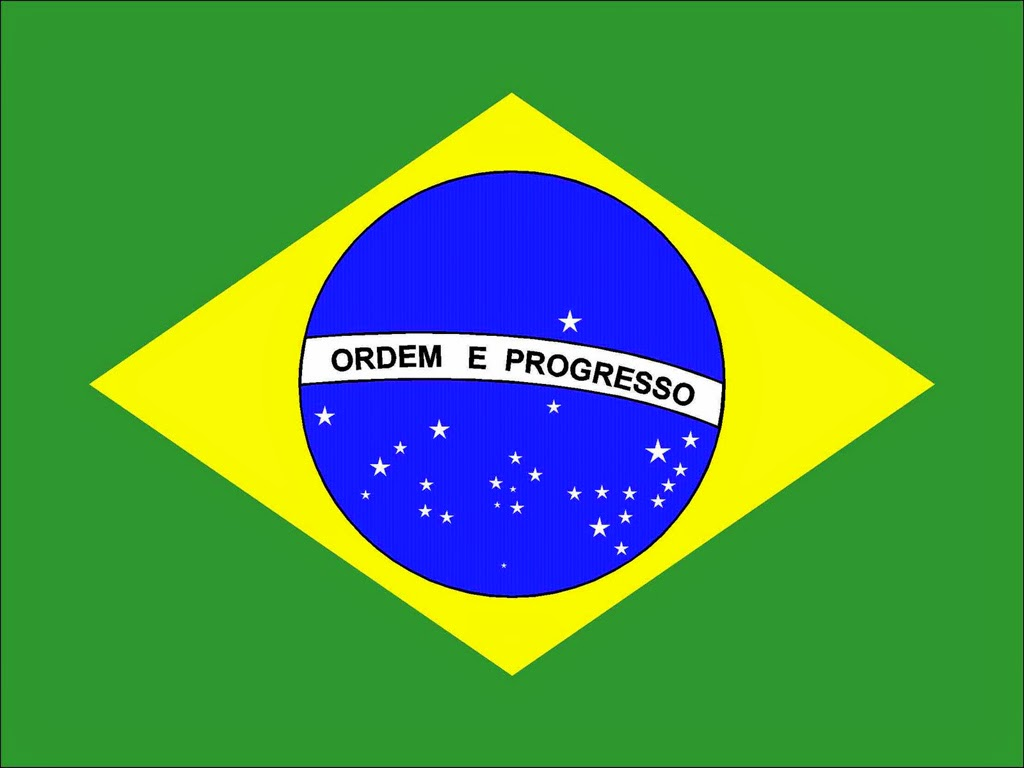 Imagen: Bandera de Brasil