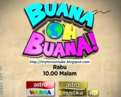 Buana Oh Buana (2015) Astro Mustika, Tonton Full Telemovie, Tonton Telemovie Melayu, Tonton Drama Melayu, Tonton Drama Online, Tonton Drama Terbaru, Tonton Telemovie Melayu.