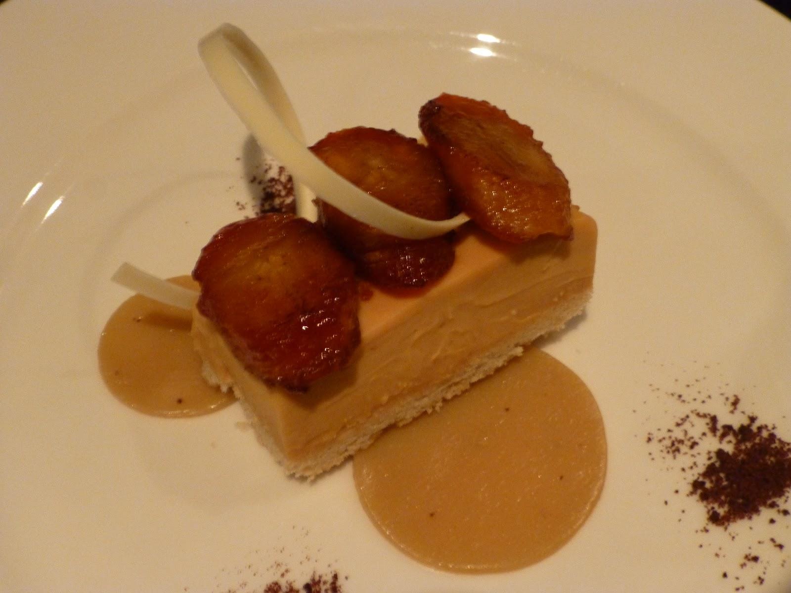 Fig Tart With Snofrisk Cream & White Balsamic Reduction ...