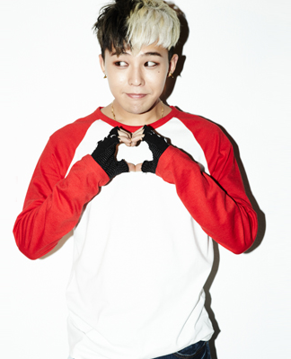 G Dragon 2013 Photoshoot BIG BANG's G-Dragon fo...