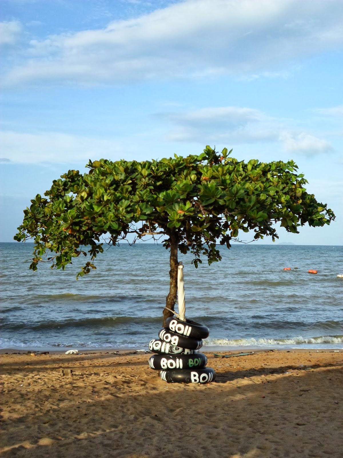 Just Jomtien: Jomtien Beach