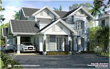 European Style House Design