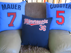 Twins T-Shirt Pillows