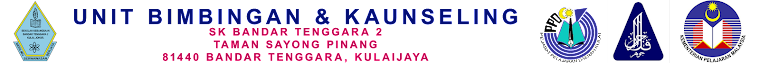 Unit Bimbingan Dan Kaunseling SK Bandar Tenggara 2