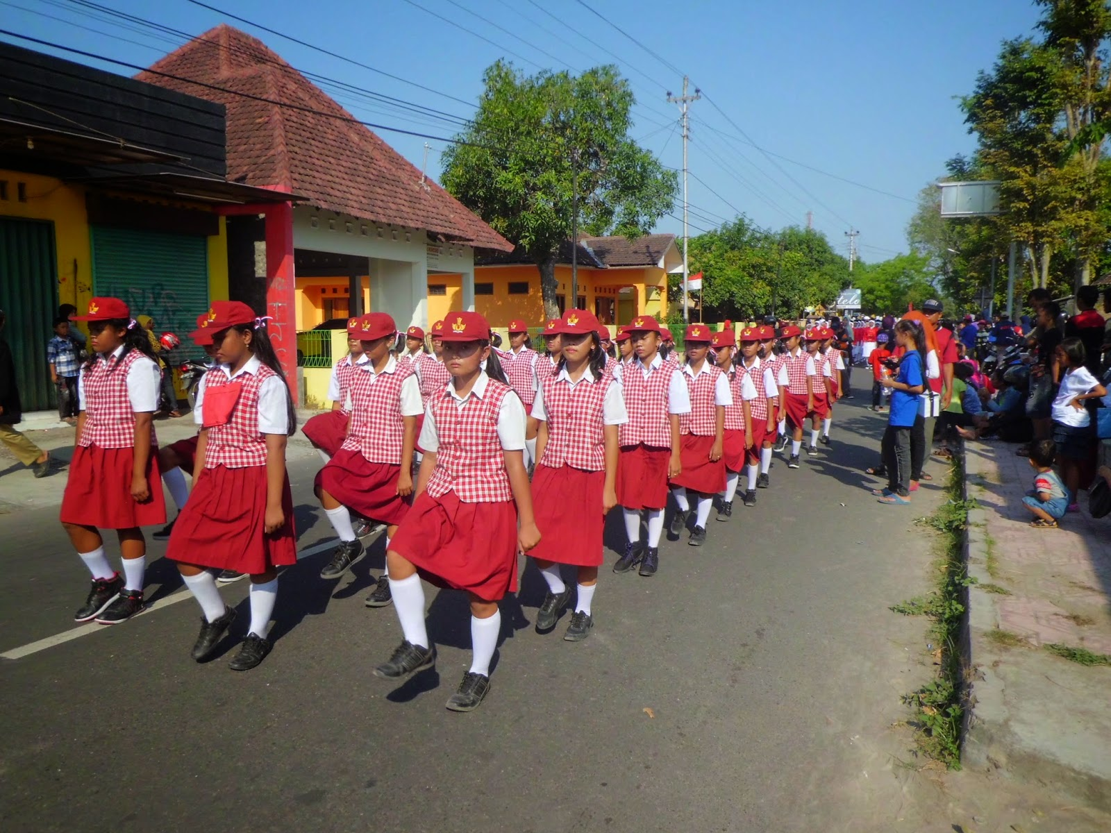 Foto Kegiatan, Kegiatan, HUT Republik Indonesia, Event Pawai