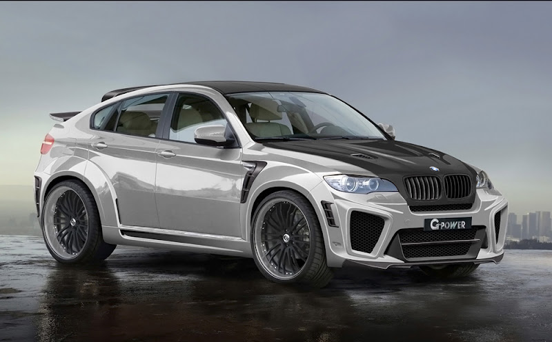 2010 G Power BMW X6 Typhoon RS