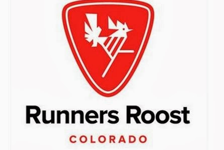 I run for Runner's Roost Mountain/Ultra Race Team