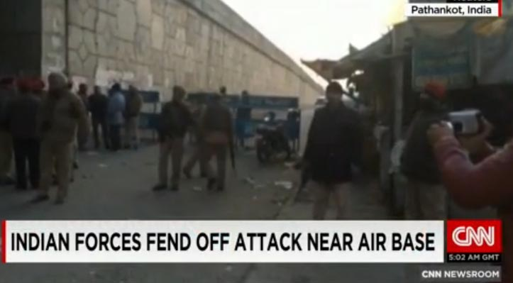 Terrorism: 7 Killed As Indian Air Force Base Is Attacked - CNN