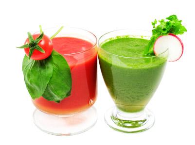veggie smoothie