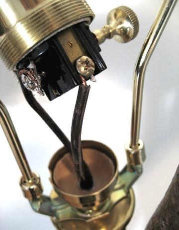 wiring lamp tutorial