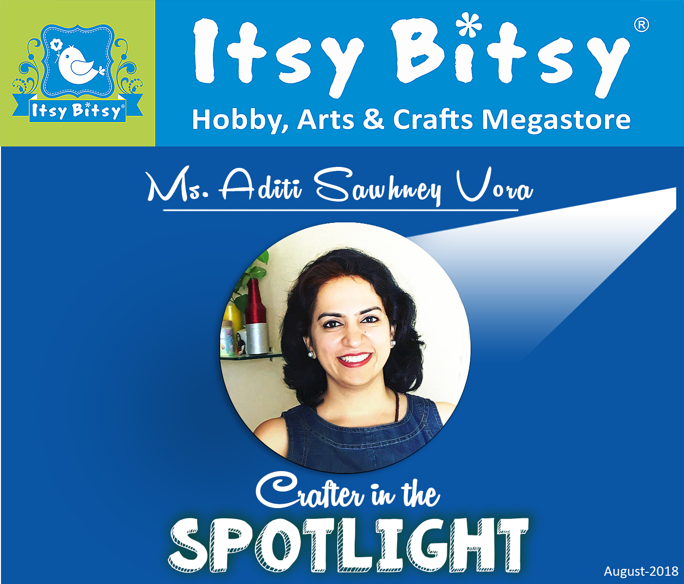 Crafter in the Spotlight: Itsy Bitsy