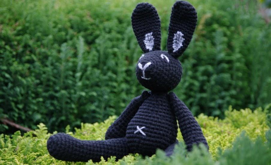 Craftbelle Crochet Bunny