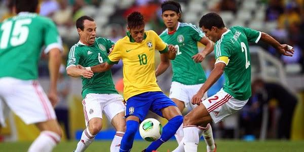 Brasil Ditahan Imbang 0-0 Oleh Meksiko