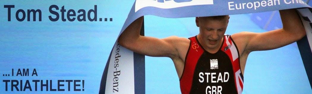 Tom Stead... Triathlete