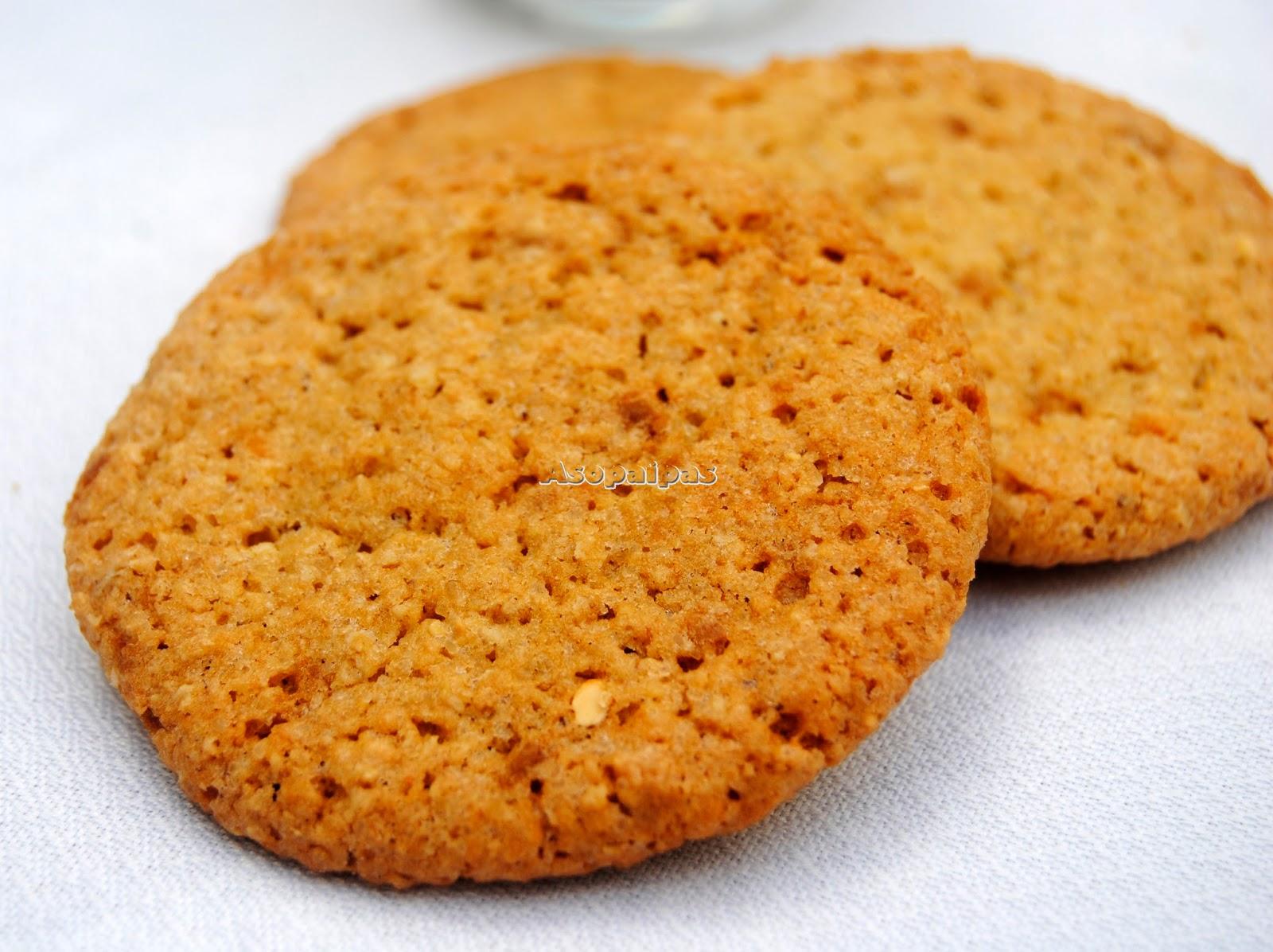 Galletas de Avena y Coco (Overnight Oatmeal Cookies) Vídeo