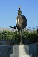 Leonidas at Sparta