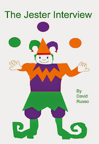 The Jester Interview is now available on Amazon. Please click below for the book.