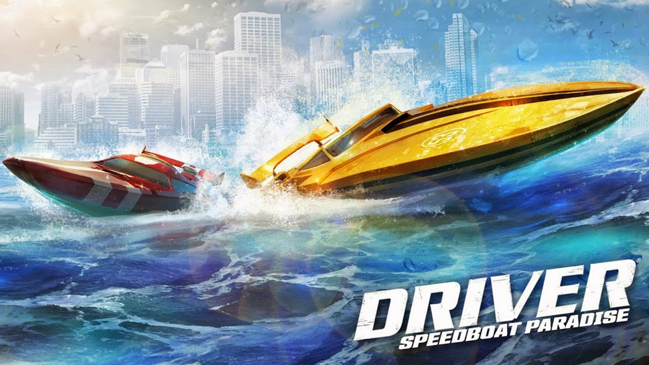 Driver Speedboat Paradise Gameplay IOS / Android